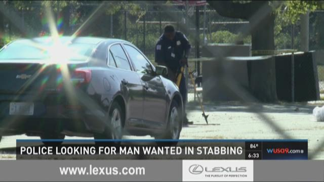 Suspect wanted in fatal stabbing near NE DC middle school