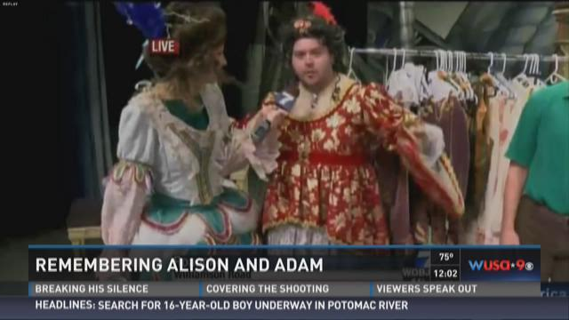 Community, WDBJ remember Alison and Adam