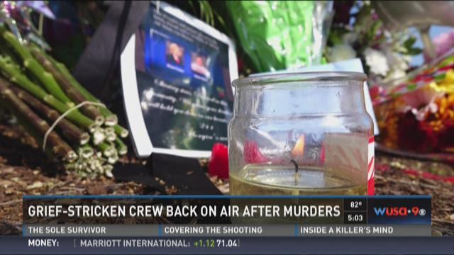 WDBJ morning show returns amid tragedy