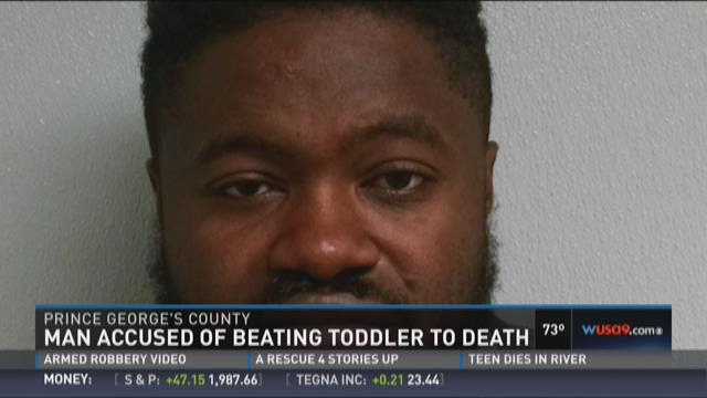 Mom's boyfriend arrested in homicide of one-year-old boy