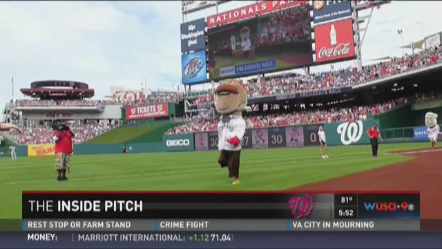 The Inside Pitch: Nats Top 10