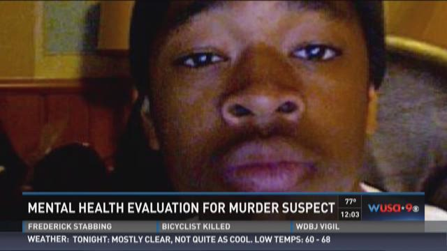Metro stabbing suspect will undergo mental health eval
