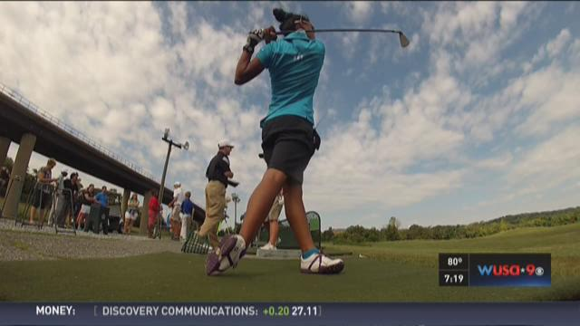"""First Tee"" program combines math and sports"