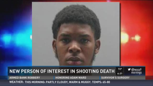 New person of interest in shooting death