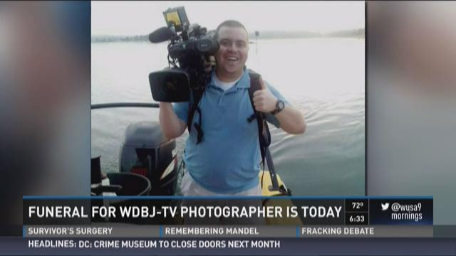Funeral for WDBJ photographer to be held Tuesday