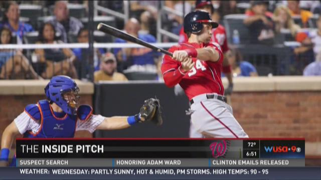 Inside Pitch: Nationals and NY Mets
