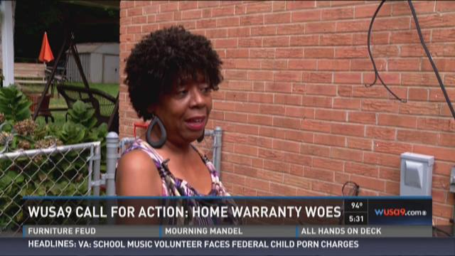 Call For Action: Total Protect Home Warranty