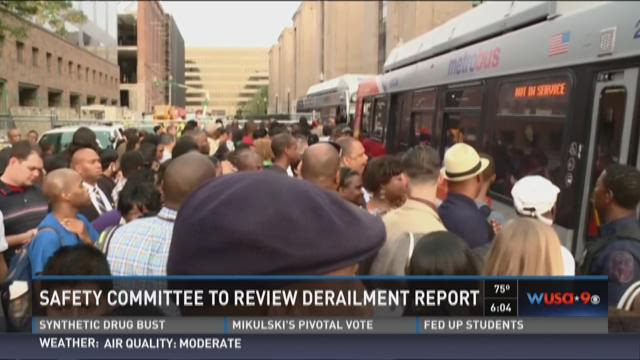Safety committee to review Metro derailment report