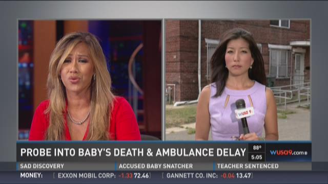 Probe into baby's death and ambulance delay