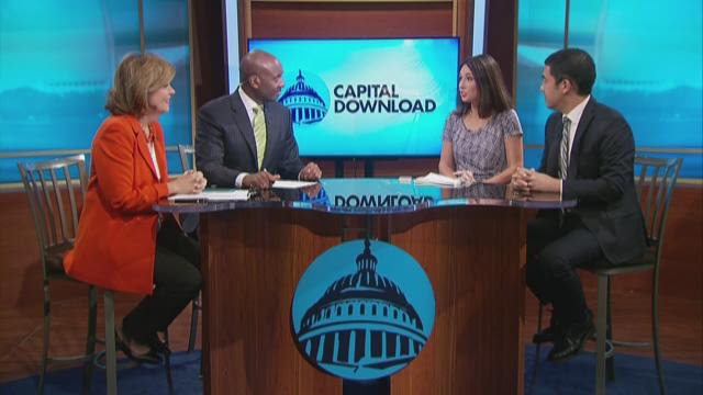 Roundtable: Carly Fiorina surging; Hillary's struggles may not effect primaries