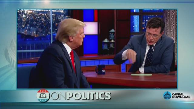 OnPolitics: Walker drops out; Fiorina rising in polls; Colbert apologizes to Trump