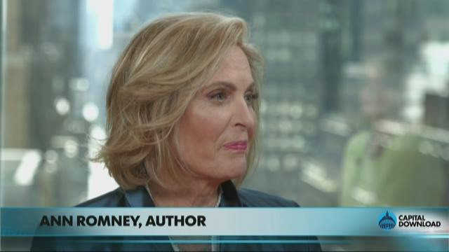 Ann Romney on her medical and political struggles