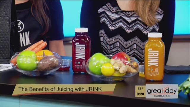 JRINK Juicing Company
