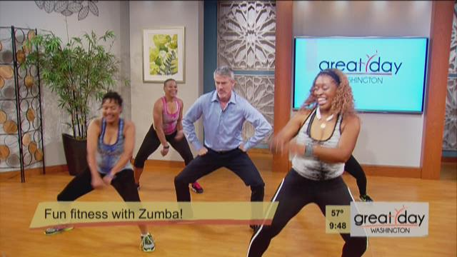 Zumba Fitness Fun