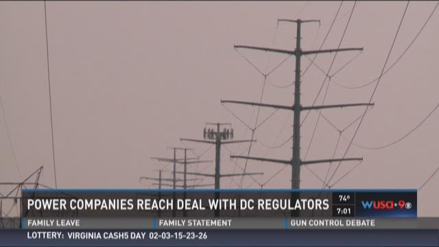 DC mayor announces settlement in Exelon, Pepco merger