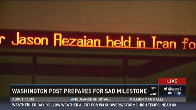 Washington Post prepares for sad milestone