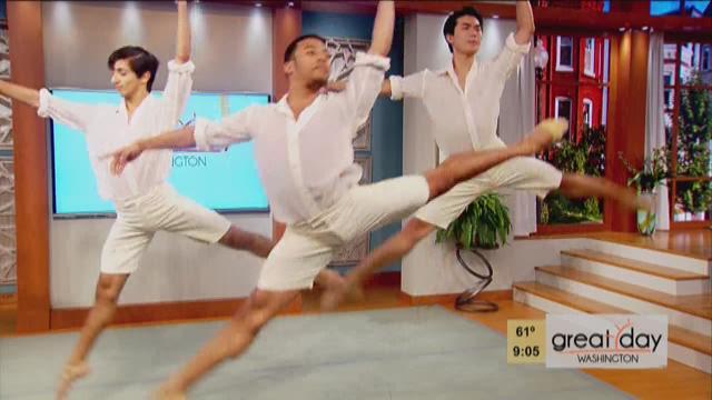 """Washington Ballet Performs """"Orgullecida"""""""