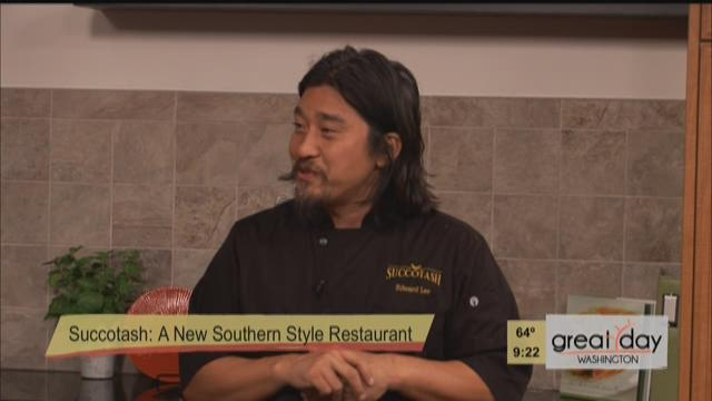 "Chef Edward Lee Opens ""Succotash"""