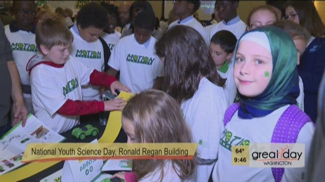 National Youth Science Day, Part 2