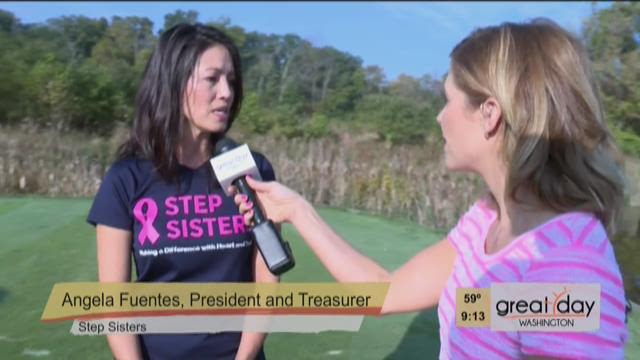 Step Sister's Golf Scramble for Breast Cancer