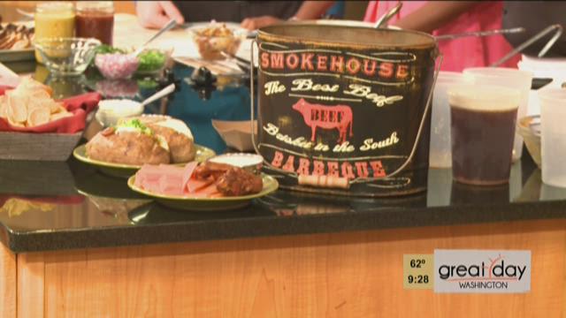 Smokehouse Live BBQ for Thursday Night Football