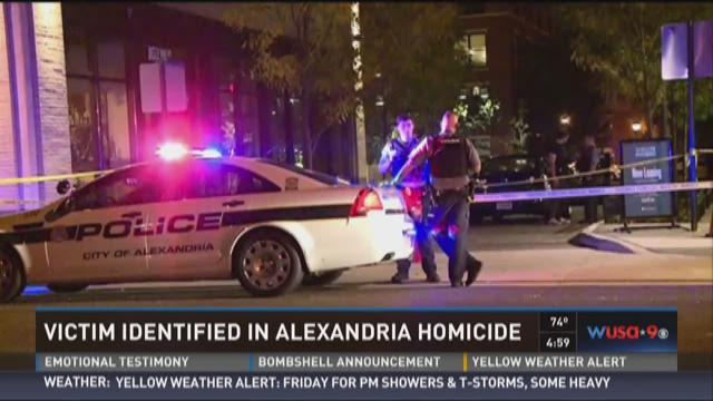 Victim identified in Alexandria homicide