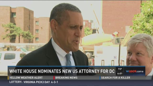 White House nominates new US attorney for DC