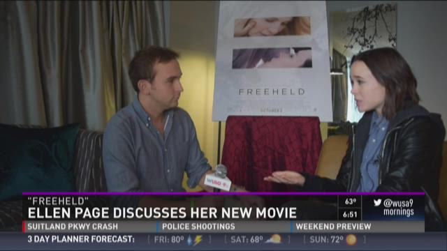 McFly Report: Ellen Page discusses new movie