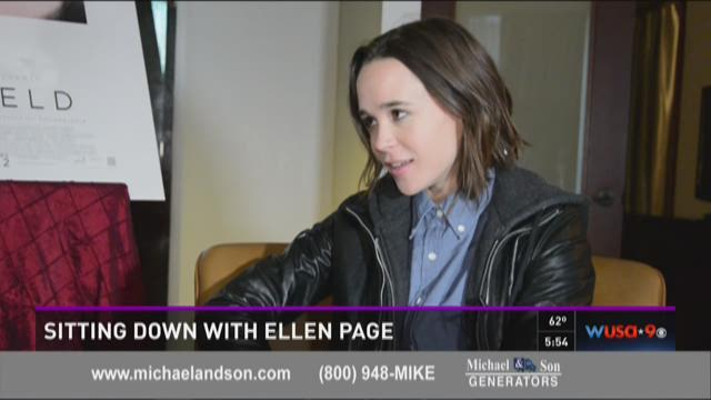 McFly Report: Sitting down with Ellen Page