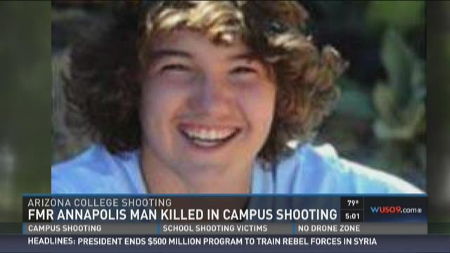 N. Arizona University shooting victim attended HS in Annapolis