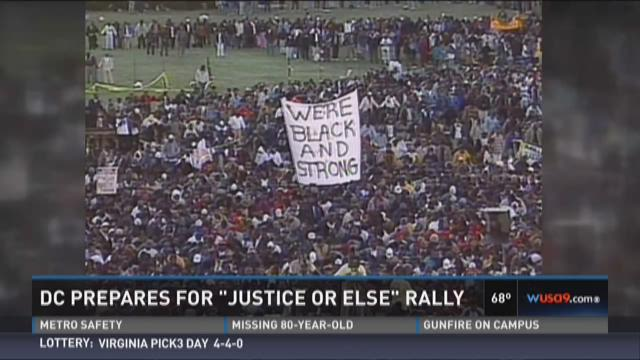 20 years later, attendees remember Million Man March