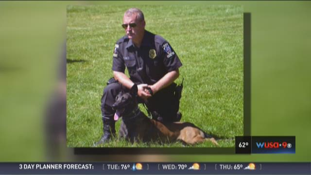 Montgomery Co. officer fights to get K9 back