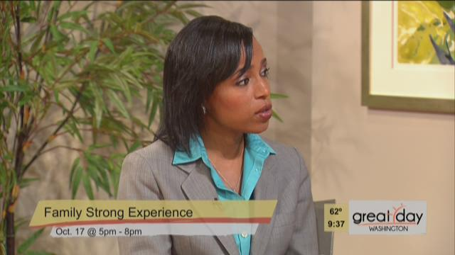 Family Strong Experience for Domestic Violence Awareness