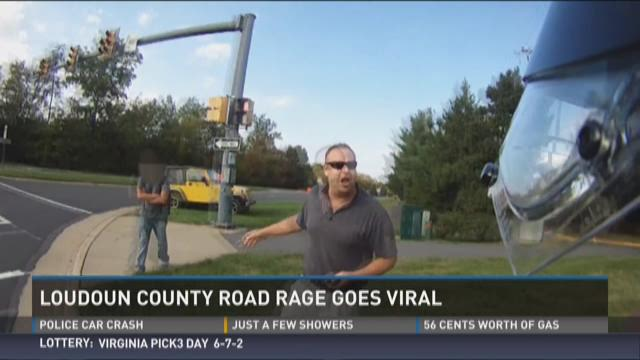 Loudoun County road rage incident goes viral