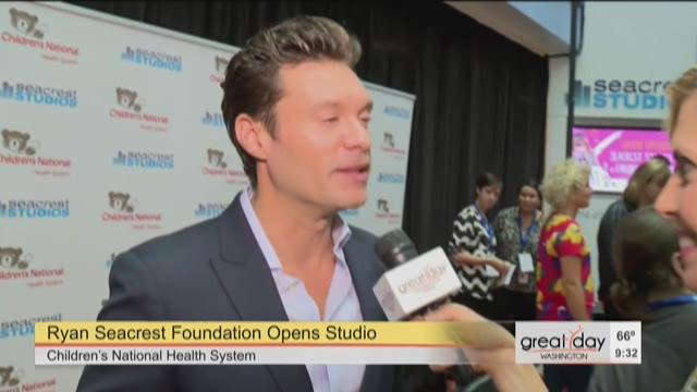 Ryan Seacrest Studio at Children's Hospital