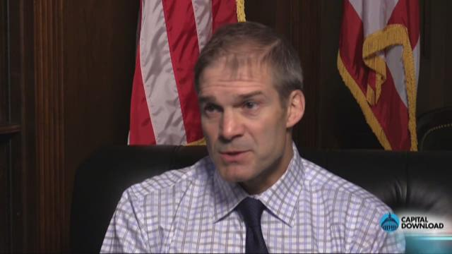 Rep. Jim Jordan (R-OH) on efforts in defunding Planned Parenthood and other policies